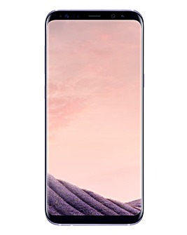 Samsung Galaxy S8+ 64GB Silver PREMIUM REFURBISHED