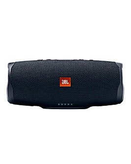 JBL Charge4 Bluetooth Speaker Black