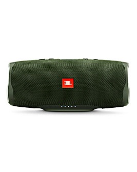 JBL Charge4 Bluetooth Speaker Green