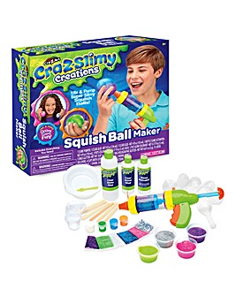 Cra-Z-Slimy Slime Squish Ball Maker