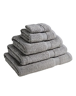 Supersoft Snuggle Towel Slate