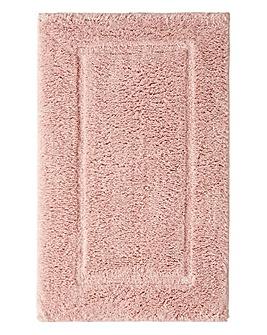 Supersoft Snuggle Bath Mats Soft Pink