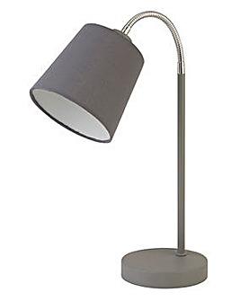 Flexi Table Lamp Black