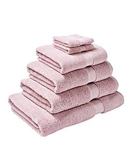 Supersoft Snuggle Towel Range- Heather