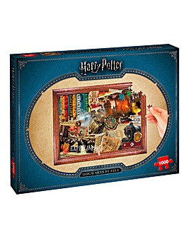 Harry Potter Collectors 1000pc Puzzle