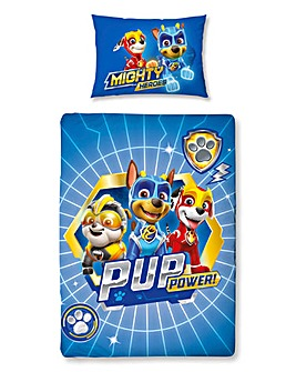 Paw Patrol Super Junior Panel Duvet