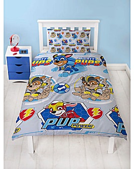 Paw Patrol Super Single Duvet Set