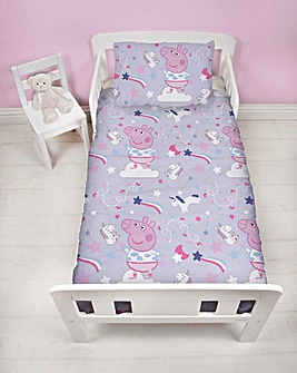 Peppa Sleepy Junior Rotary Bundle
