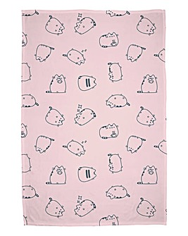 Pusheen Sweet Flannel Fleece