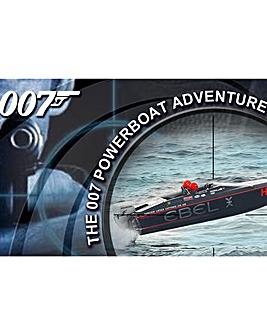 007 Powerboat and Honda Race Boat