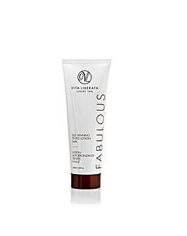 Vita Liberata Fabulous Tinted Self Tan Lotion Dark 100ml