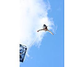 300ft Bungee Jump