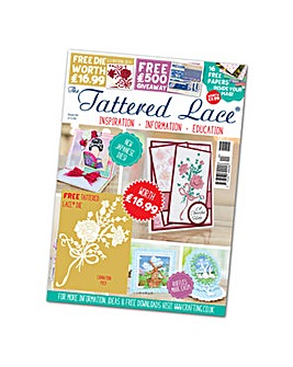 Tattered Lace Magazine Issue 44