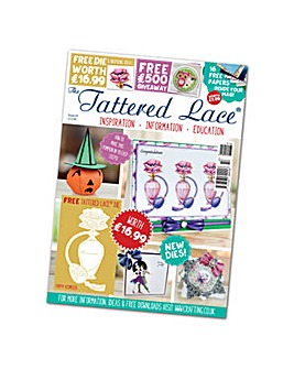 Tattered Lace Magazine Issue 47