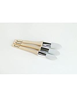 Rare Earth Dusting Brushes (3Pck)