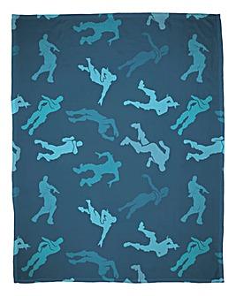 Fortnite Shuffle Flannel Fleece
