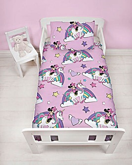 Minnie Mouse Junior Bed Bundle