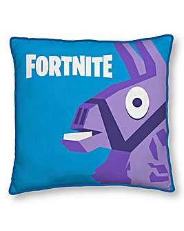 Fortnite Llama Square Cushion