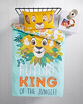 Lion King Hakuna Personalised Duvet