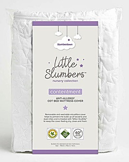 Little Slumbers Mattress Cover