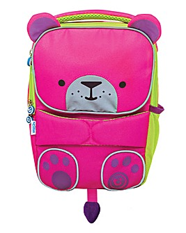 Trunki Back Pack - Pink Bear