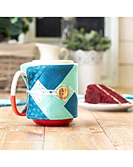 Threaders-Quilt-As-You-Go Kit-Mug Cosy