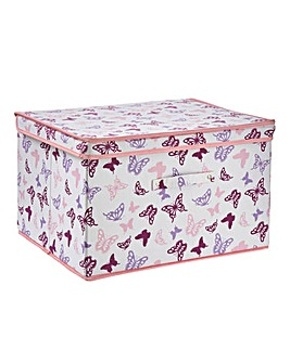 Butterfly Storage Chest