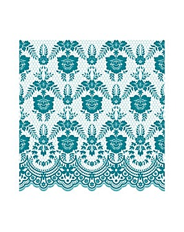 12x12 Screen - Demure Lace
