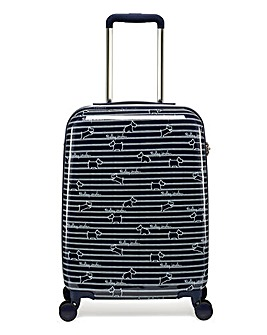 Radley Dog Stripe Cabin Case