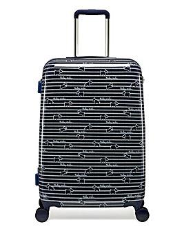 Radley Dog Stripe Medium Case