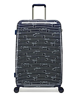 Radley Dog Stripe Large Case
