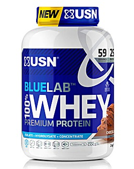 USN Blue Lab Whey Chocolate 2kg