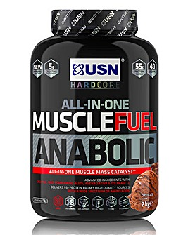 USN Muscle Fuel Chocolate Anabolic 2kg