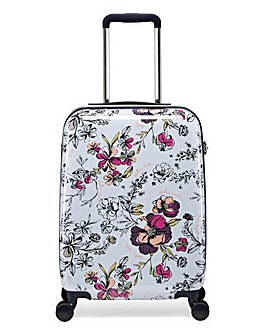 Radley Sketchbook Floral Cabin Case
