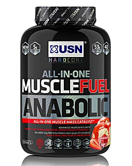 USN Muscle Fuel Strawberry Anabolic 2kg