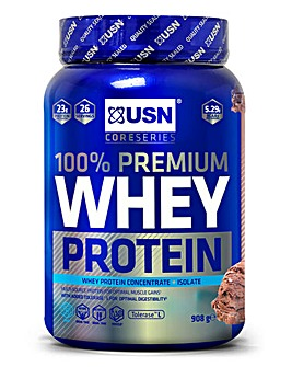 USN Whey Protein Chocolate