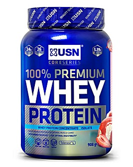USN Whey Protein Strawberry