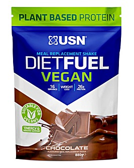 USN Vegan MRP Chocolate