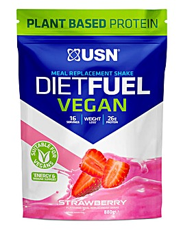 USN Vegan MRP Strawberry