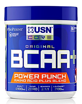 USN BCAA Power Punch Cherry