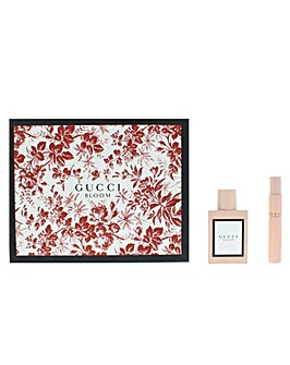 Gucci Bloom Eau De Parfum Gift Set For Her