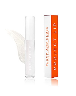 Plump and Gloss XL Collagen Lip Gloss