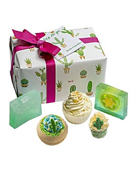 Bath Bomb Stuck On You Gift Set