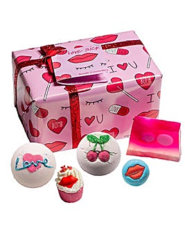 Bath Bomb Love Sick Gift Pack