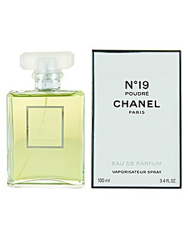 Chanel No 19 Poudre EDP Spray For Her