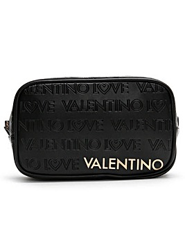Mario Valentino Lovely Logo Cosmetic Bag