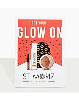 St Moriz Get Your Glow On Tanning Pack