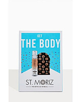 St Moriz Get The Body Tanning Pack