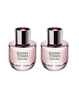 Ck Down Town 30ml Bogof