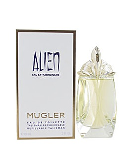 Thierry Mugler Alien Extraordinare 60ml EDT Spray Refillable